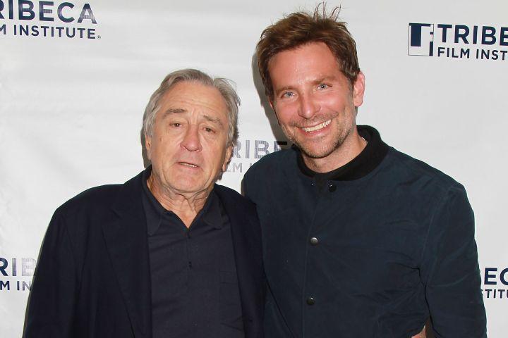 Robert De Niro and Bradley Cooper -  Dave Allocca/Starpix/Shutterstock