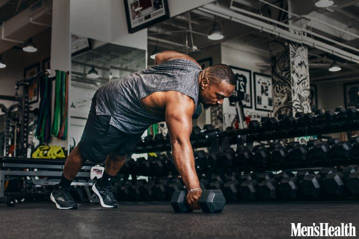 Photographed by Christaan Felber for Men's Health