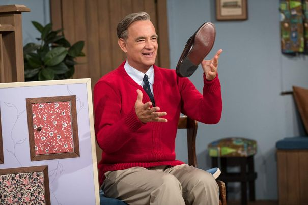 Surprise: Tom Hanks, 'A Beautiful Day in the Neighborhood'