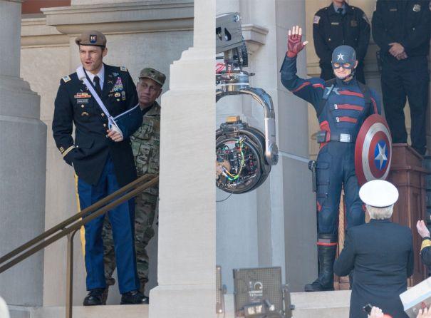 First Look At Wyatt Russell In New Disney+ Marvel Series