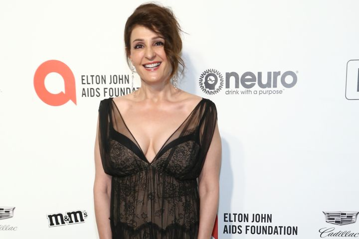 Nia Vardalos. Photo by Tommaso Boddi/Getty Images for IMDb