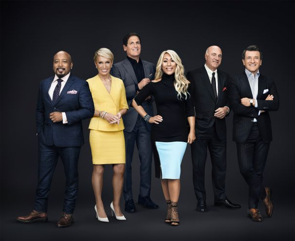 'Shark Tank: Greatest of All Time'