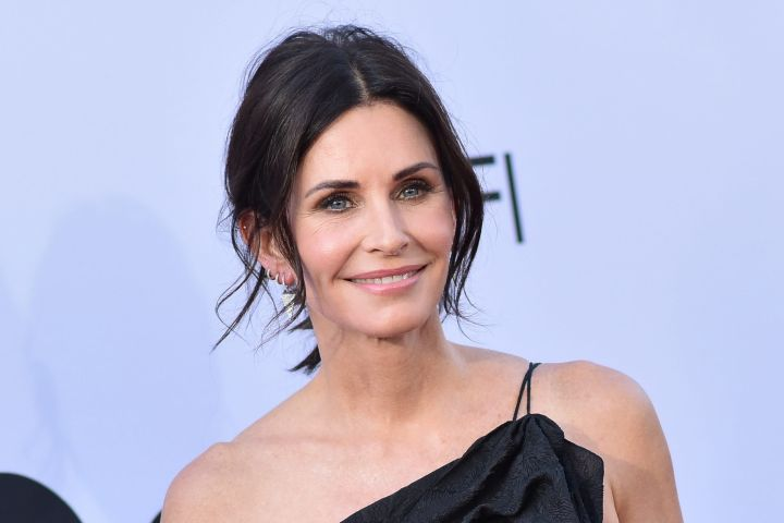 Courteney Cox. Photo: PA Photos Limited/CPImages