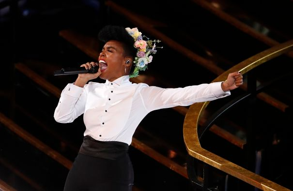Janelle Monae Kicks Off The Show