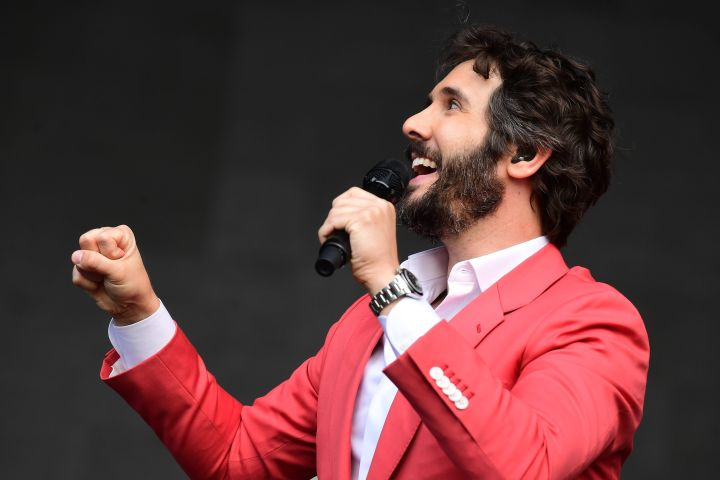 Josh Groban. Photo: CP Images