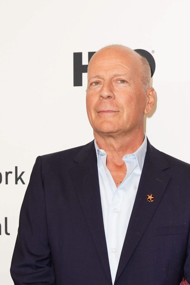 Bruce Willis - March 19
