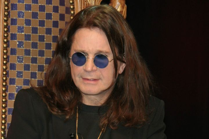 Ozzy Osbourne. Photo: John Barrett/PHOTOlink/Everett Collection