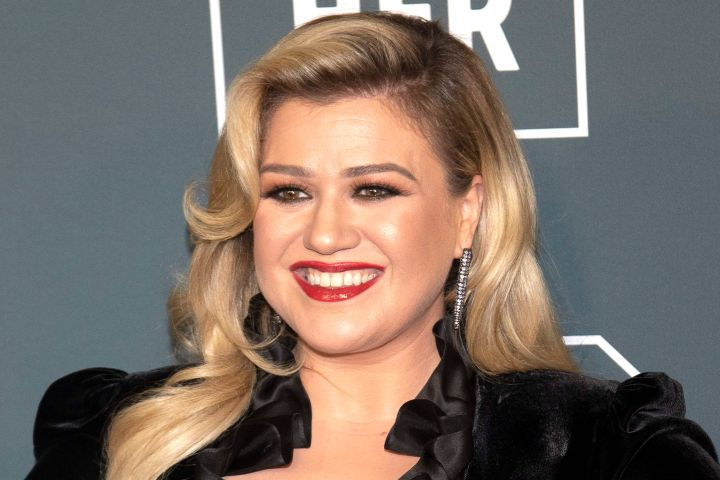 Kelly Clarkson. Photo: Regina Wagner/Geisler-Fotopress/DPA via ZUMA Press