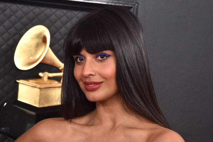 Jameela Jamil. Photo: CP Images