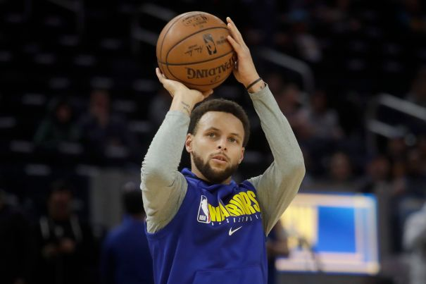 Stephen Curry - March 14