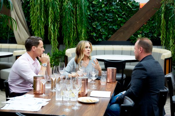 Sarah Jessica Parker Launches New Rosé Wine