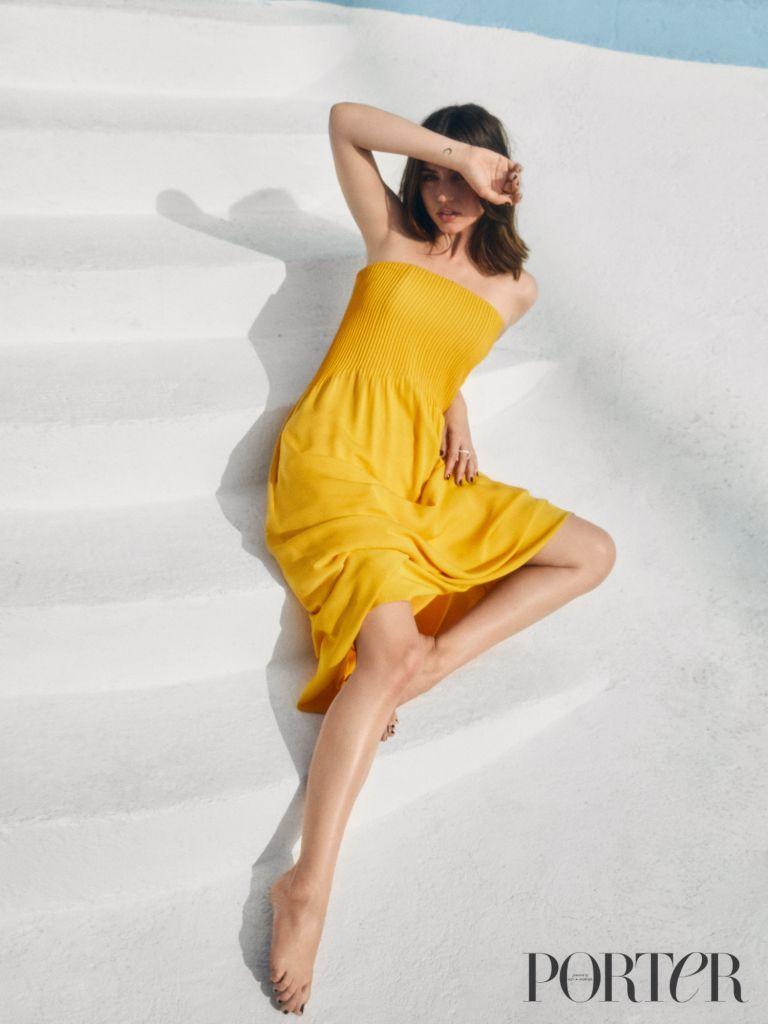 Ana de Armas. Photo: Olivia Malone for Porter