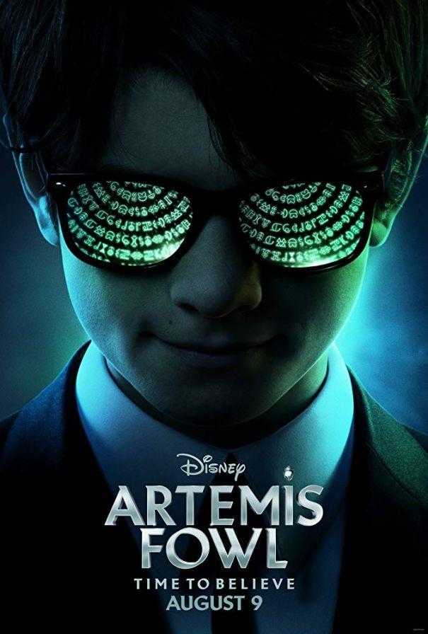 'Artemis Fowl'