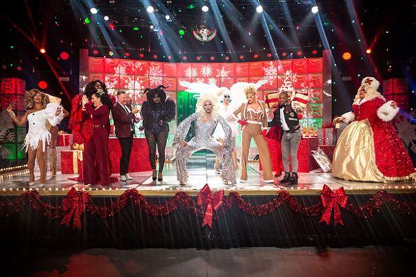 RuPaul Loves Christmas