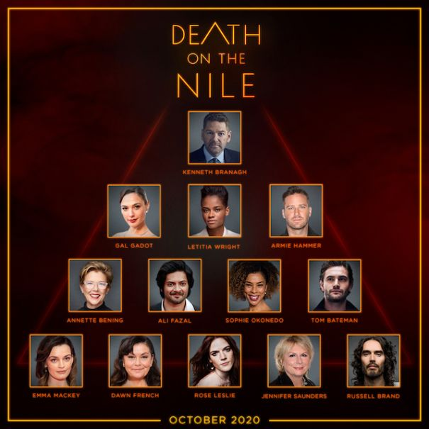 'Death On The Nile'