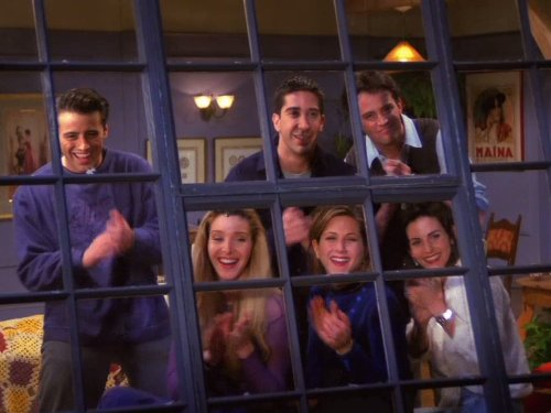 'Friends' Reunion Delayed