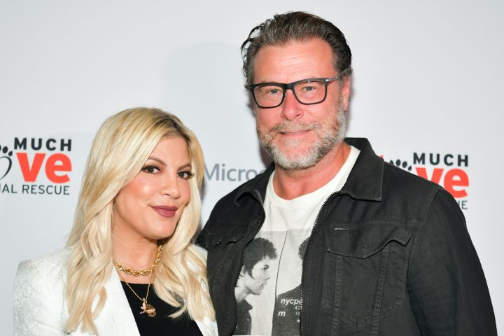 Tori Spelling and Dean McDermott. Photo: Rodin Eckenroth/Getty Images