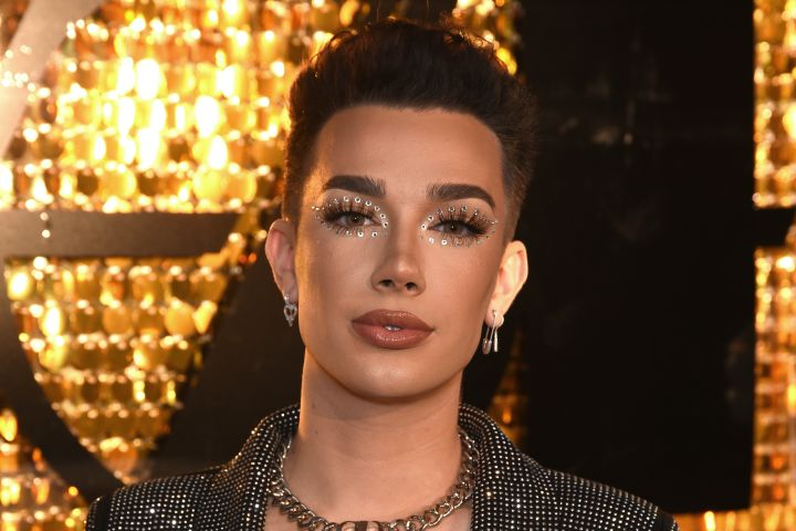 James Charles. Photo: Presley Ann/Getty Images