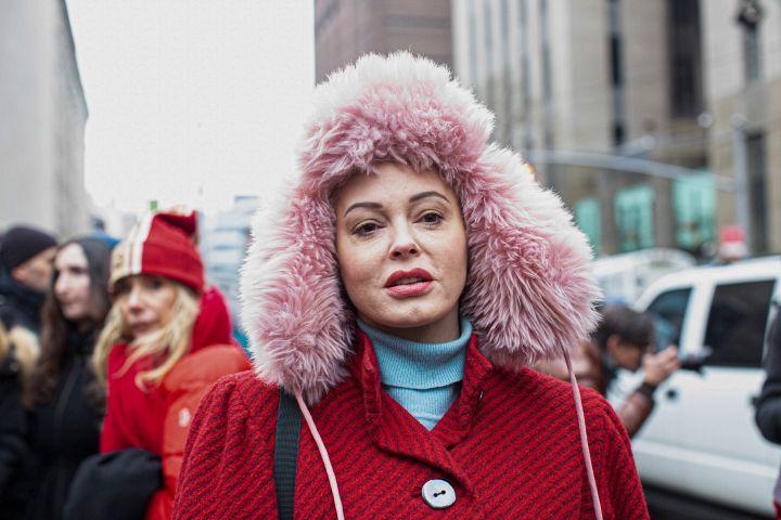 Rose McGowan. Photo: Kena Betancur/Getty Images