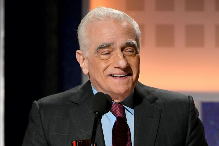 Martin Scorsese. Photo: Kevin Winter/Getty Images