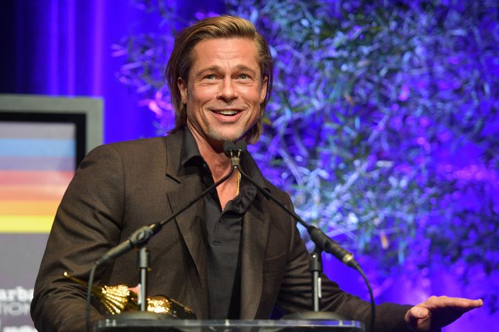 Brad Pitt. Photo: Matt Winkelmeyer/Getty Images for SBIFF