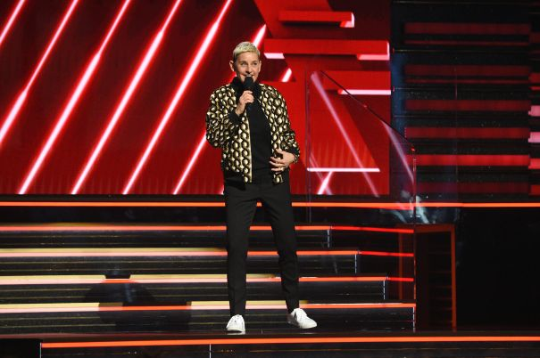 Renewed: 'Ellen's Game Of Games'