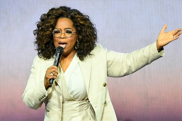 Oprah Winfrey. Photo: Steve Jennings/Getty Images