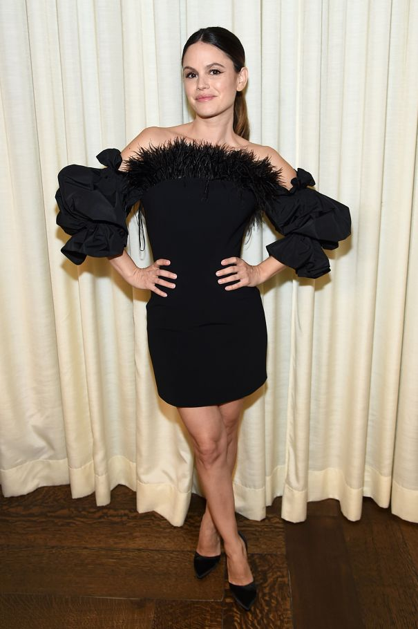 Rachel Bilson's Little Black Dress