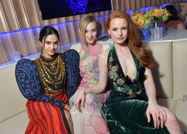 Camila Mendes, Lili Reinhart, And Madelaine Petsch