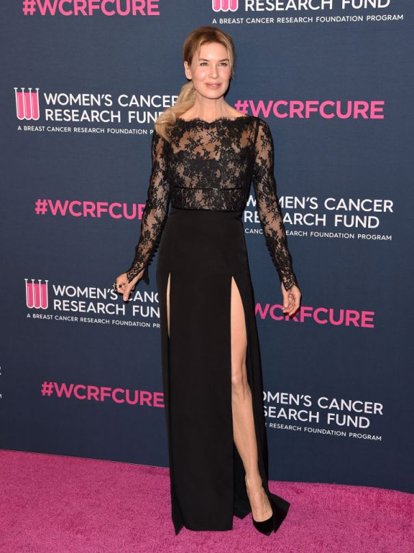 Renee Zellweger At Women's Cancer Research Fund's An Unforgettable Evening benefit