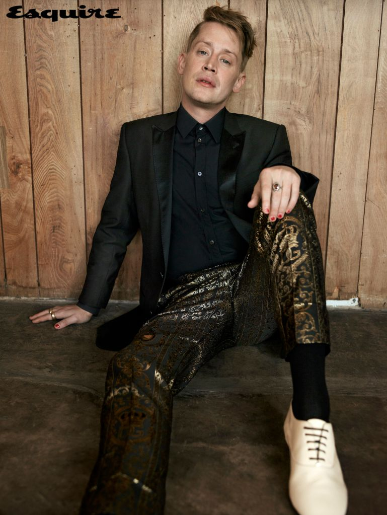 Macaulay Culkin. Photo: Robbie Fimmano for Esquire