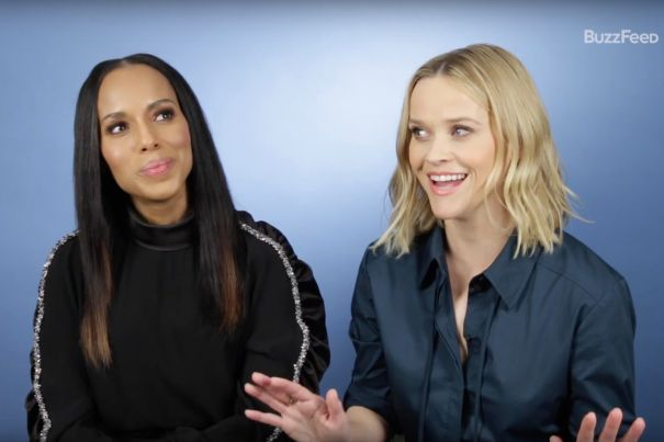 Reese Witherspoon And Kerry Washington Auditioned For 'Clueless'
