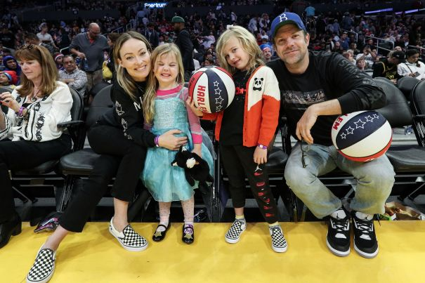 Olivia Wilde And Jason Sudeikis Have A Family Day Out