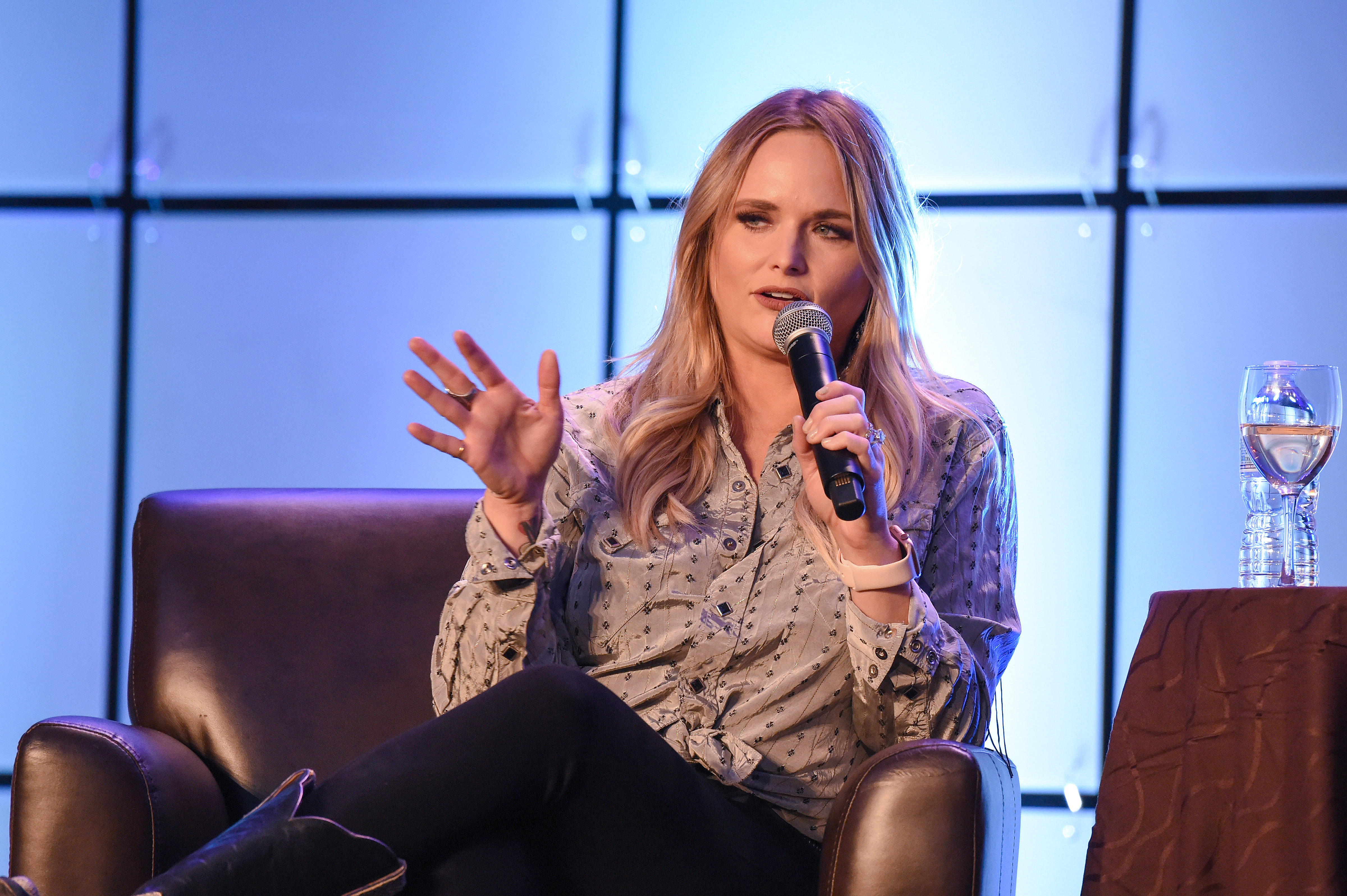 Miranda Lambert To Star In And Produce Scripted Country Music Podcast
