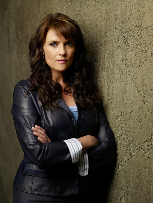 Amanda Tapping To Return To 'Sanctuary'