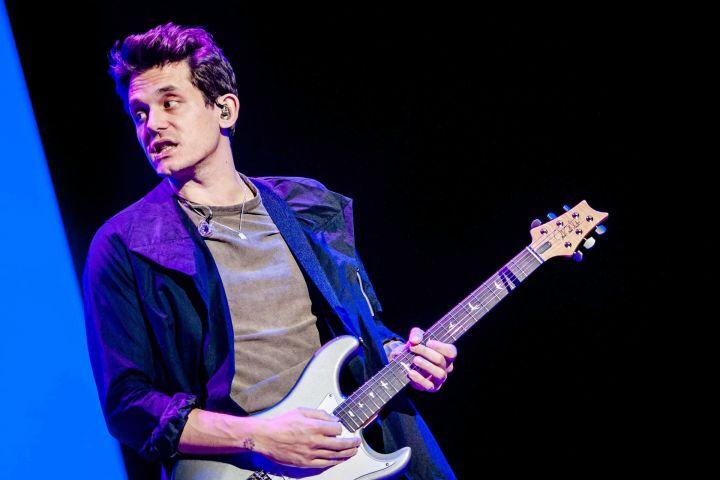 John Mayer. Photo: CPImages