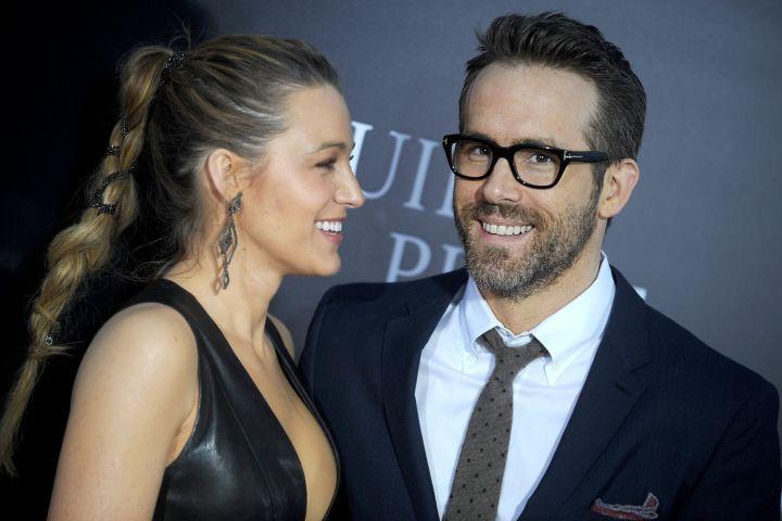 Blake Lively, Ryan Reynolds. Photo: Dennis Van Tine/Avalon via ZUMA Press