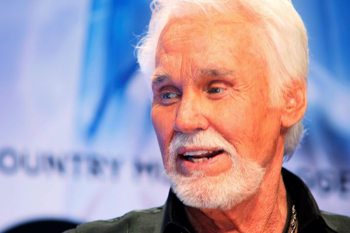 Kenny Rogers. Photo: REUTERS/Eric Henderson/File Photo