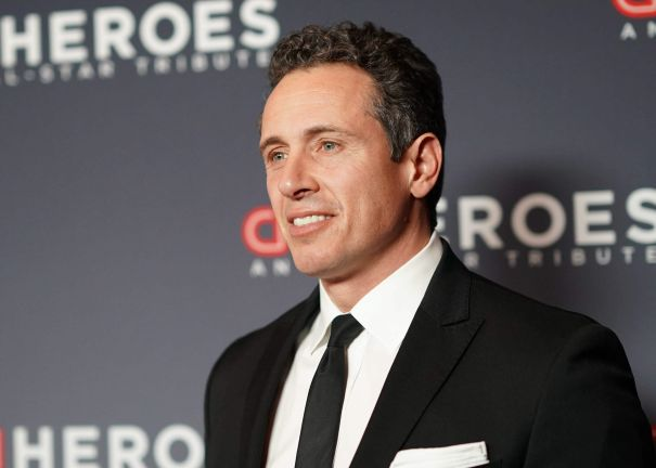 Chris Cuomo Tests Positive For COVID-19