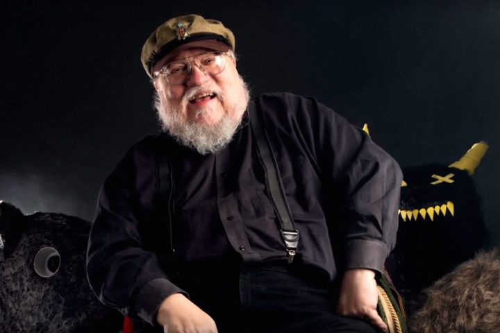 George R.R. Martin. Photo: Fathom Events / courtesy Everett Collection / CP Images