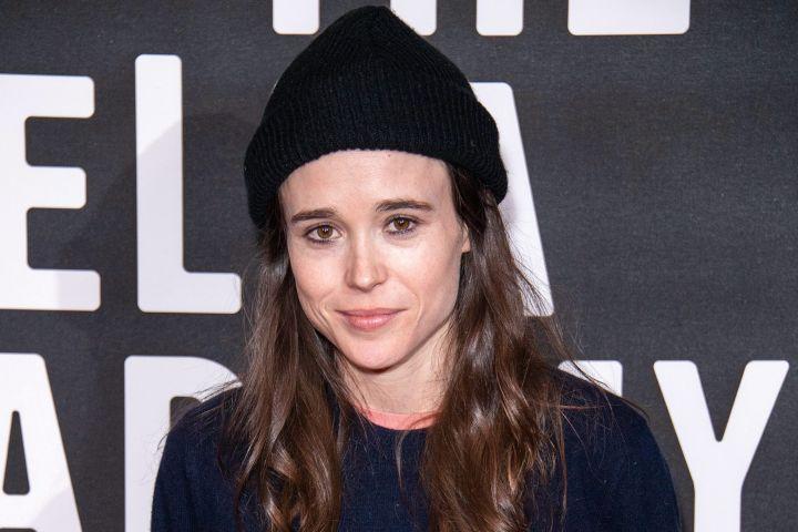 Ellen Page. Photo: CP Images