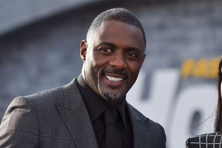 Idris Elba. Photo: CP Images