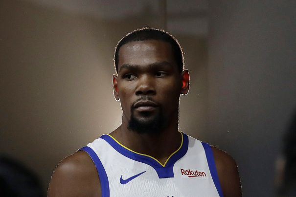 Kevin Durant, 1 Of 4 Nets To Test Positive