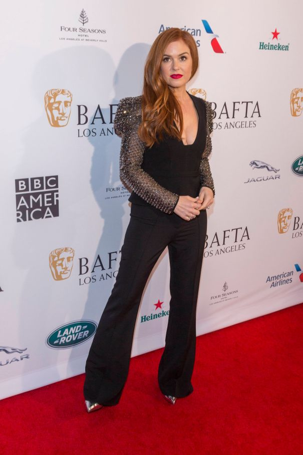 Isla Fisher Is With The 'Guilty Party'