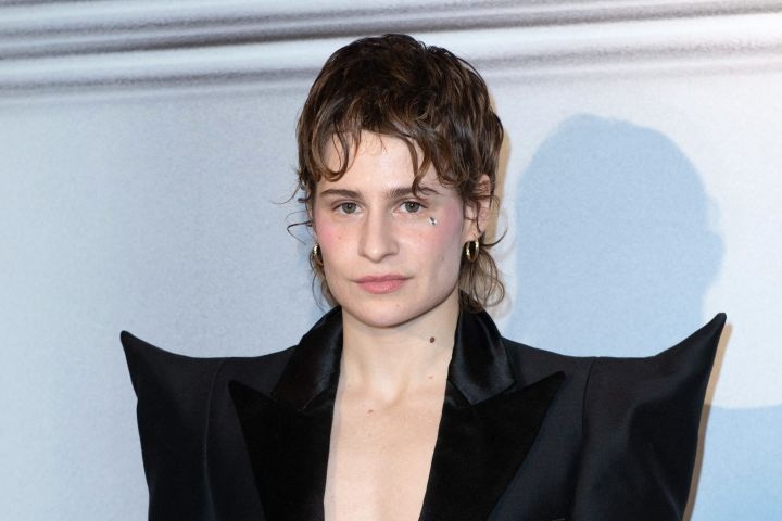 Hélöise Letissier (aka Christine and the Queens). Photo: Marechal/ABACAPRESS.COM/CP Images