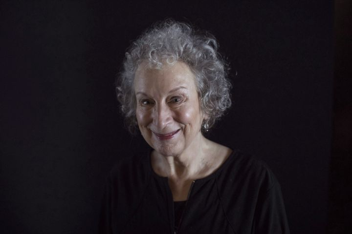 Margaret Atwood. Photo: THE CANADIAN PRESS/Chris Young/CP Images