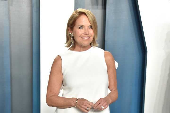 Katie Couric. Photo: CP Images