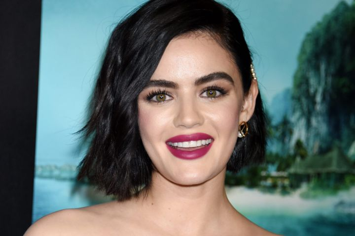 Lucy Hale. Photo: CP Images