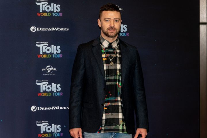 Justin Timberlake. Photo: Dirk Pagels/Sulupress.De/DPA via ZUMA Press