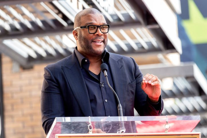 Tyler Perry. Photo by Lionel Hahn/ABACAPRESS.COM